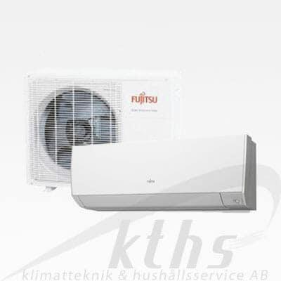 Fujitsu LZ Premium Power 09 Värmer upp till 180m²