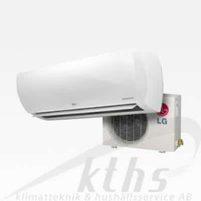 LG Nordic Prestige Plus 12 Värmer 10m² - 160m² Underhållsvärme 9, 13°C