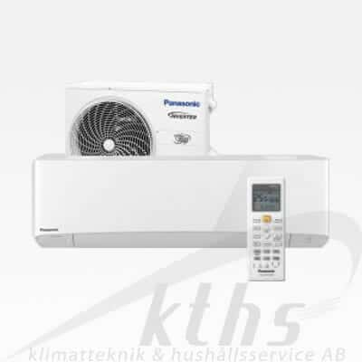 Panasonic NZ12SKE Värmer upp till 160m² Underhållsvärme 8/10°C
