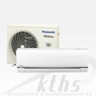 Panasonic HZ25UKE ny modell! Garanterar ned till -35 grader A+++ Värmer upp till 130m²  SCOP 5,38