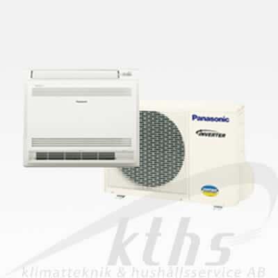 Panasonic Floorswing 12 Golvmodell Värmer upp till 160m²