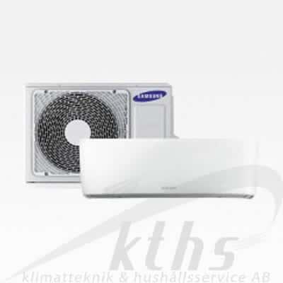 Samsung Easy 9  Fungerar ned till -25°C   Värmer upp till 120 m²