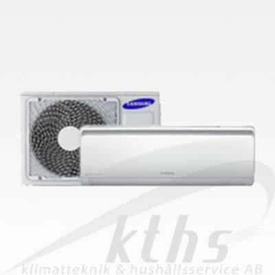 Samsung smart 9  Fungerar ned till -25°C   Värmer upp till 120 m²