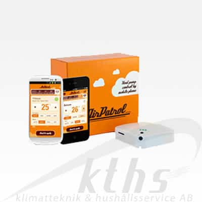AirPatrol fjärrstyrning (GSM)